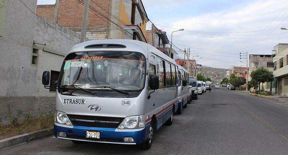 Arequipa: fieles de Virgen de Chapi iniciaron peregrinación - 4