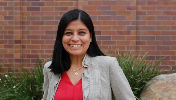 La ingeniera Rosalva Gallardo trabaja en Google desde hace 4 años. Ella invita a todos a participar de Techsuyo, evento que se realizará en octubre. (Foto: Difusion).