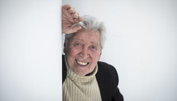 El actor y productor argentino Osvaldo Cattone falleció a los 88 años. (Foto: GEC-Anthony Niño de Guzmán)