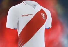 Selección peruana presentó su camiseta oficial para la Copa América 2021 | FOTOS