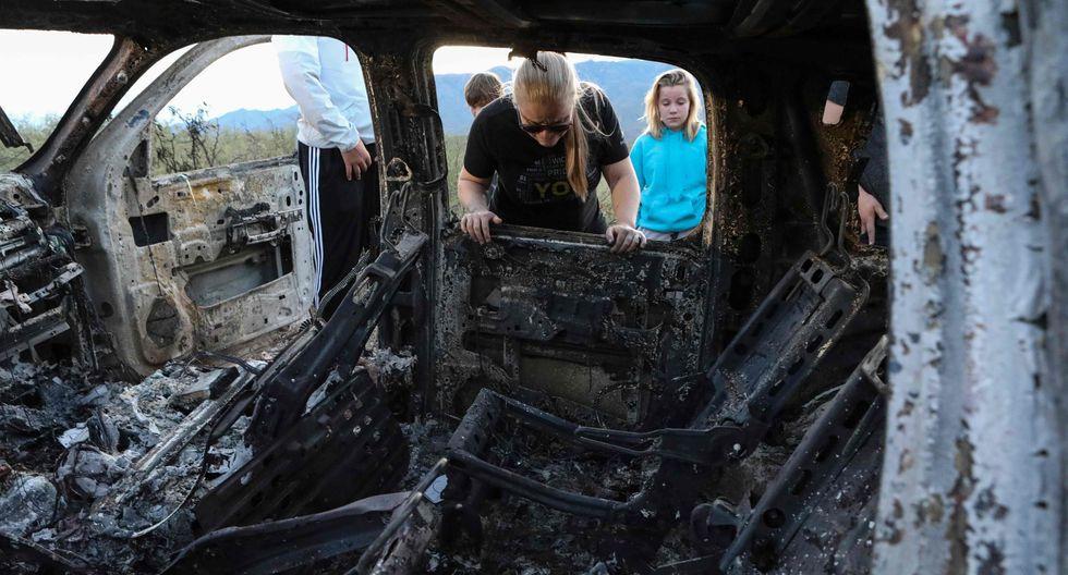 La masacre desató indignación en México y Estados Unidos, ya que todas las víctimas eran ciudadanos estadounidenses. víctimas. (Foto: AFP)
