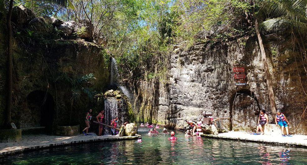 El ecoparque Xcaret se encuentra en la Riviera Maya, en México.(Foto: Xcaret)