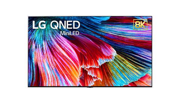 Con hasta casi 30 mil LEDs diminutos, brillo y contraste ultra-alto. Así es la nueva TV de LG. (Foto: LG)