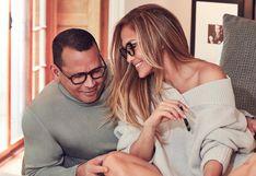 Jennifer Lopez y su romántico video junto a Alex Rodríguez