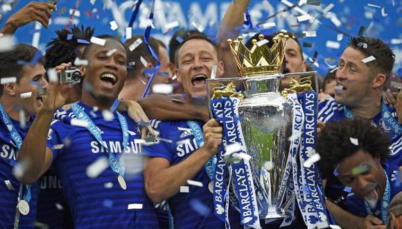 Facebook: Chelsea FC honra a su capitán John Terry con un video