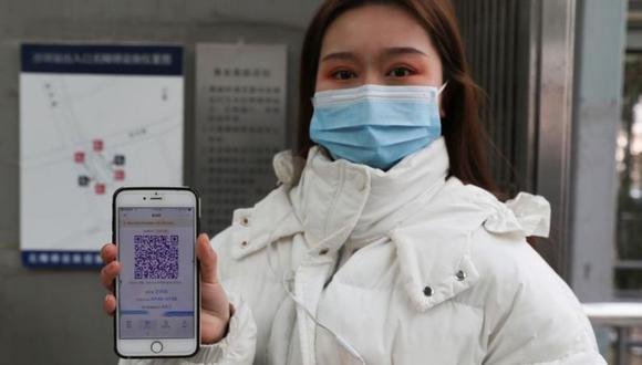En China proponen el uso de los códigos QR para hacer un control global de la pandemia. (Foto: Getty Images)