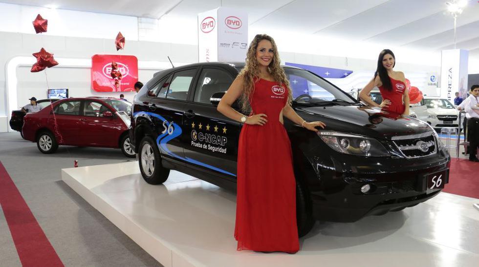 Motorshow: Las marcas chinas se hicieron presentes en el salón - 1