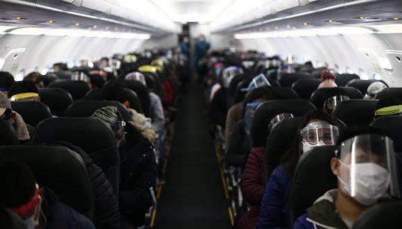 Canciller aclaró que se vienen realizando las evaluaciones sobre reinicio de viajes a Europa en el marco de la fase 4 de reactivación económica en medio de la pandemia por el COVID-19. (Foto: GEC)