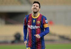 Barcelona habría incumplido en el pago de salario de sus futbolistas en el mes de diciembre