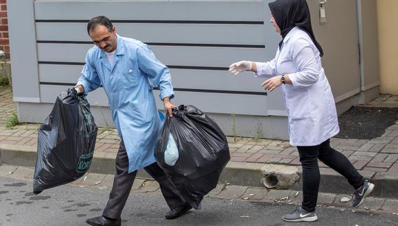 Jamal Khashoggi: Recep Tayyip Erdogan dice que se investigan tóxicos y rastros ocultados en consulado de Arabia Saudita en Estambul. (EFE).