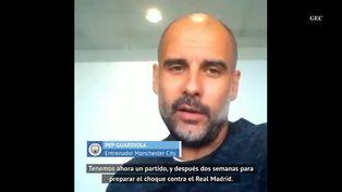 """Guardiola: """"Contra el Madrid haremos lo posible"""""""