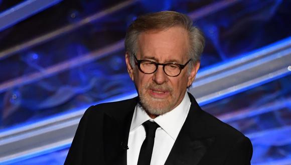 Steven Spielberg indicó en entrevista que desea pasar la posta de Indiana a una nueva generación de cineastas.  (Foto: AFP)