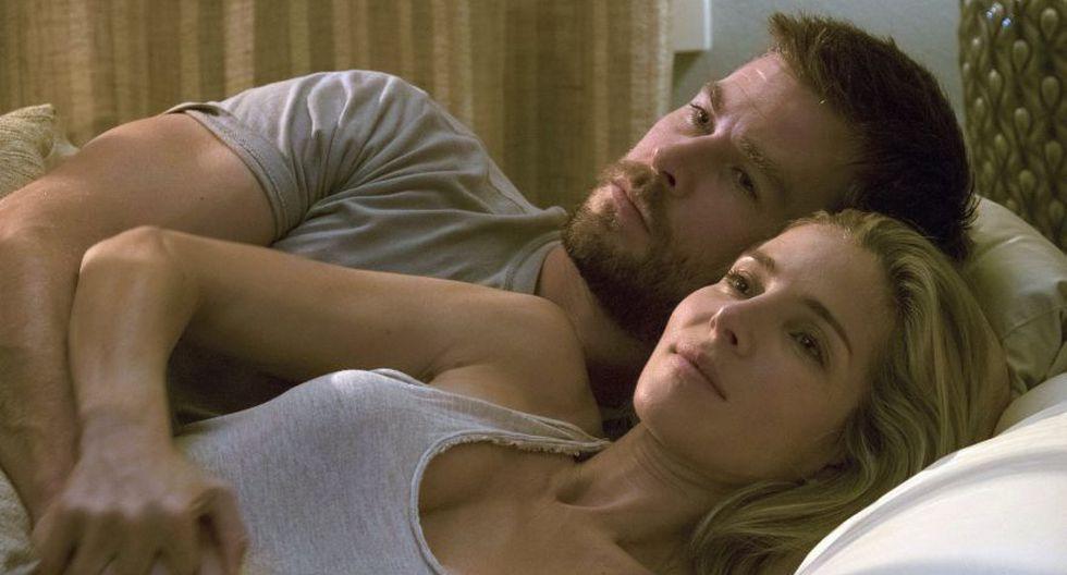 Chris Hemsworth y su esposa Elsa Pataky. (Foto: Agencia)