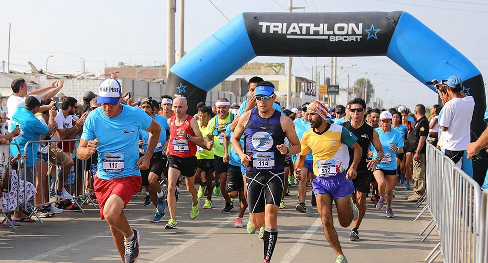 Elige una de estas carreras este verano y disfruta de correr junto al mar.
