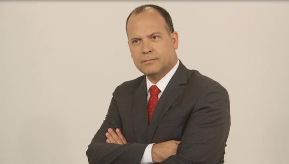 Periodista Eduardo Guzmán, expresidente del IRTP. Foto: Archivo de El Comercio.