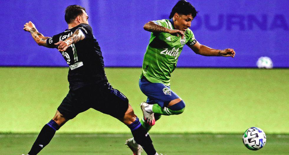 Seattle Sounders empató 0-0 con San Jose Earthquakes en el reinicio de la MLS. (Foto: Twitter @SoundersFC)