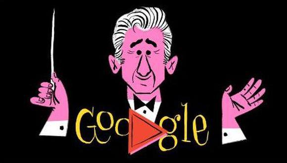Bernstein dirigió la Orquesta Sinfónica de Nueva York hasta su muerte. (Foto: Google)