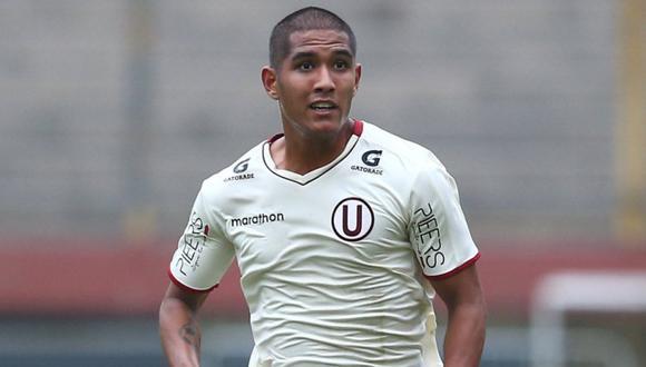 Roberto Siucho, exjugador de Universitario de Deportes, renunció al pasaporte peruano, adoptó la nacionalidad china y ahora se llama Xiao Taotao   Foto: GEC