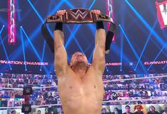 WWE Elimination Chamber: The Miz terminó como campeón de la WWE   Resumen