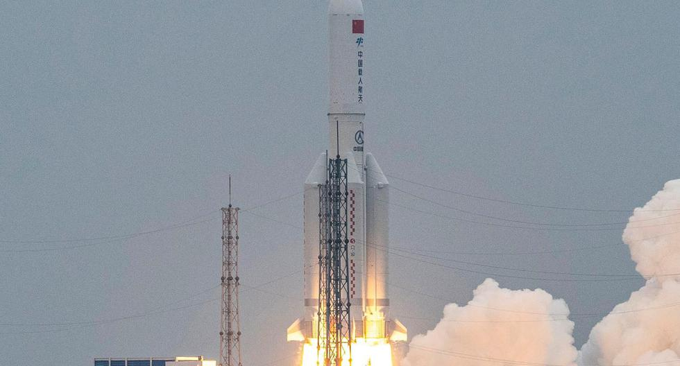 Rocket out of control: NASA criticizes China for being irresponsible with its space junk