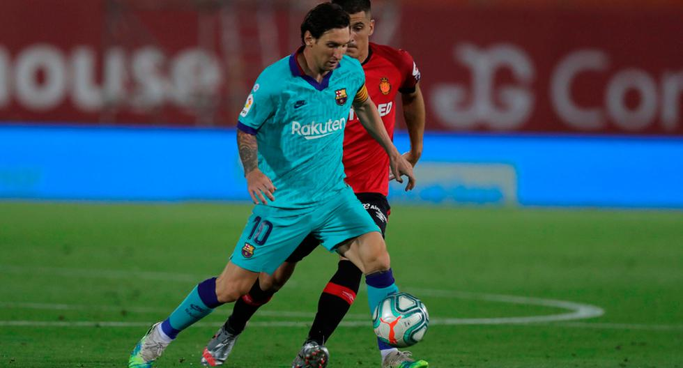 Barcelona enfrentó al Mallorca por LaLiga | Foto: AP/AFP/EFE
