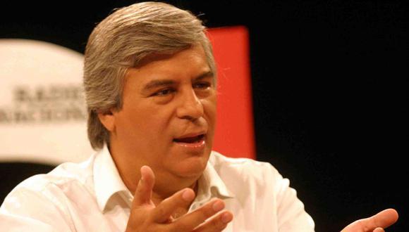 El exministro Fernando Olivera ha postulado en dos oportunidades a la Presidencia de la República. En el 2001 y en el 2016. En este último proceso solo obtuvo el 1.324% de los votos. (Foto: Andina)