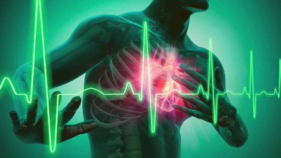 La principal causa de la muerte súbita es una arritmia cardíaca.  Foto: Sudoctor.com
