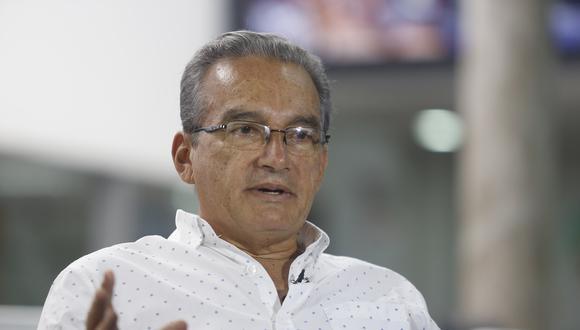 Alejandro Aguinaga enfatizó en que participó como consultor en el tema de salud pública en el ensayo clínico de la vacuna contra el COVID-19. (Foto: Archivo El Comercio)