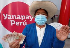 Bono Yanapay: conoce las condiciones para poder acceder al cobro de este beneficio