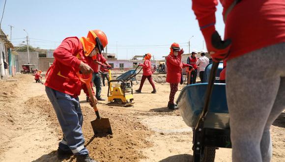 La meta se alcanzará a través de una labor articulada con más de 1,000 municipios y los diversos gobiernos regionales del país. (Foto: MTPE)