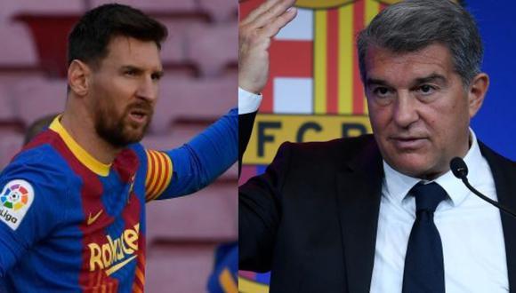 Lionel Messi sigue como jugador libre tras concluir su contrato con el FC Barcelona. (Foto: AFP)