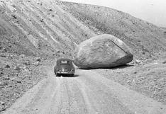 Terremoto de 1970: la foto que prueba que los peruanos siempre superamos las piedras en el camino