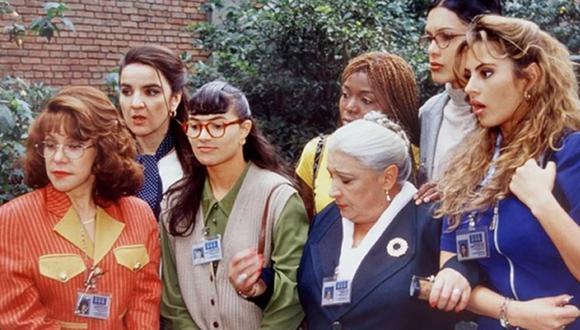 """El Cuartel de las Feas en """"Yo soy Betty, la fea"""" representarían a los Siete Pecados Capitales (Foto: Canal RCN)"""