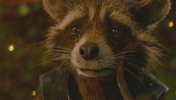 El futuro se anuncia oscuro para Rocket Raccoon (Foto: Marvel Studios)