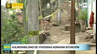 Cenepred advierte que el 77% de limeños vive en viviendas vulnerables ante sismos