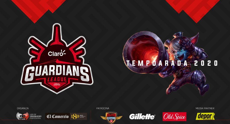 Los dos jóvenes compiten en la Claro Guardians League 2020, la primera liga profesional peruana que repartirá US$ 40.000 en premios. (Foto: Claro Guardians League)