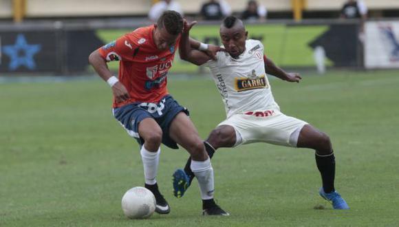 Universitario cayó 2-1 con César Vallejo por el Torneo del Inca