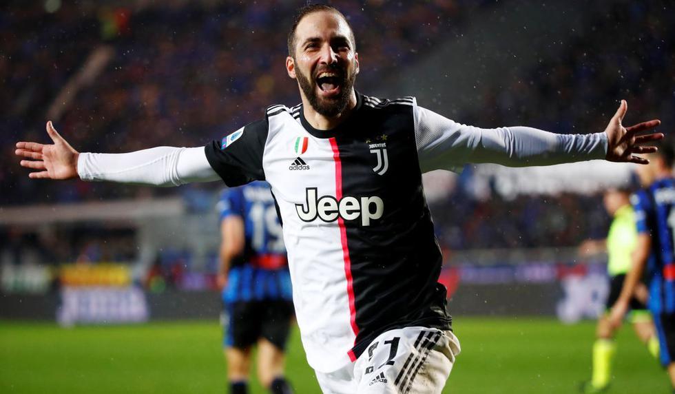 Gonzalo Higuaín | Juventus | Motivo: cuidar de su madre en su país con permiso del club. (Foto: Agencias)