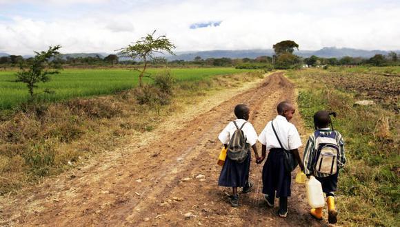 Secuestran y asesinan brutalmente a 6 niños por brujería en Tanzania. (AFP)