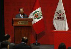 Elecciones 2020: Víctor Ticona pide a partidos presentar a tiempo sus listas de candidatos