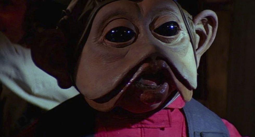 """""""Star Wars"""": Nien Nunb, el mítico personaje que murió en """"The Rise of Skywalker"""" sin que nadie se diera cuenta (Foto: Lucasfilm)"""