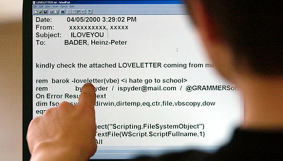 I love you: A 15 años de la epidemia cibernética