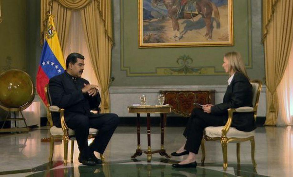 Nicolás Maduro hizo varias afirmaciones controvertidas en su entrevista con Orla Guerin.