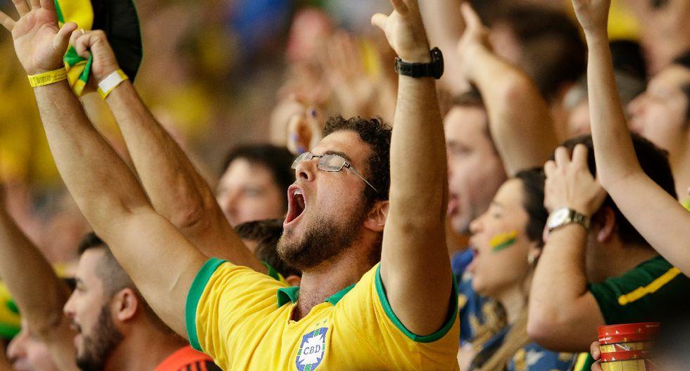 Brasil vs. Chile: los rostros de preocupación tras el alargue - 8
