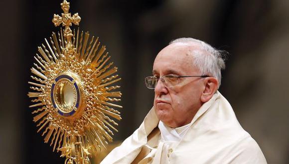 """Papa Francisco preguntó a los católicos: """"¿Ayudaron al prójimo durante el 2013?"""""""