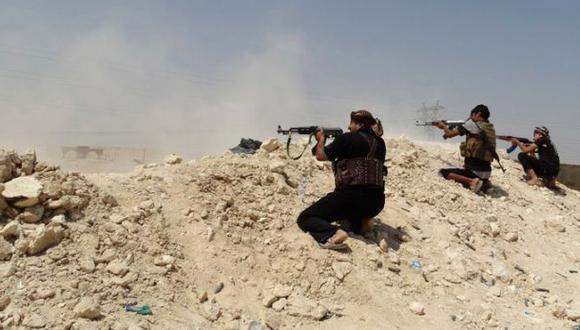 La lucha de los kurdos contra el Estado Islámico [CRÓNICA]