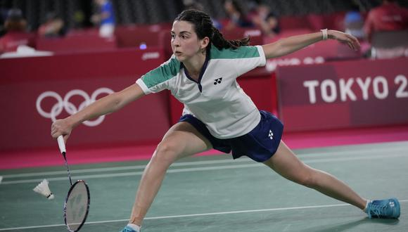 Daniela Macías se despidió de Tokio 2020 | Foto: AP