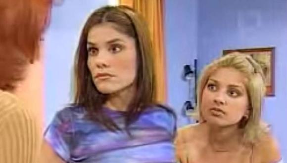 """Cuando llegaron a """"Mil oficios"""", Sandra Arana y Vanessa Jerí causaron gran sensación por su belleza y complicidad como hermanas (Foto: Panamericana TV)"""