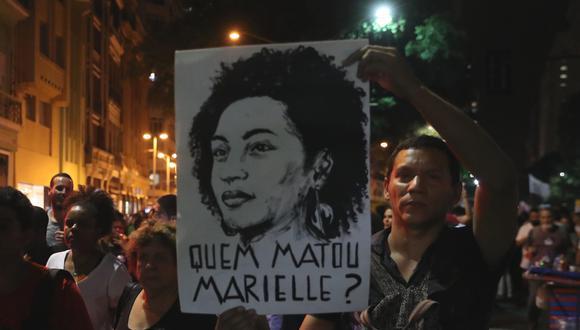 El reciente asesinato de Marielle Franco causó conmoción por la prominencia política de la víctima y las circunstancias bajo las cuales ocurrió, no porque hechos de esa índole no ocurran con relativa frecuencia en Brasil. (EFE)