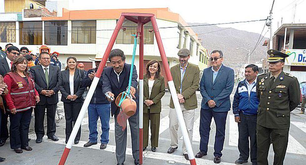 Se invertirán S/14 mlls. en obras de saneamiento en Arequipa